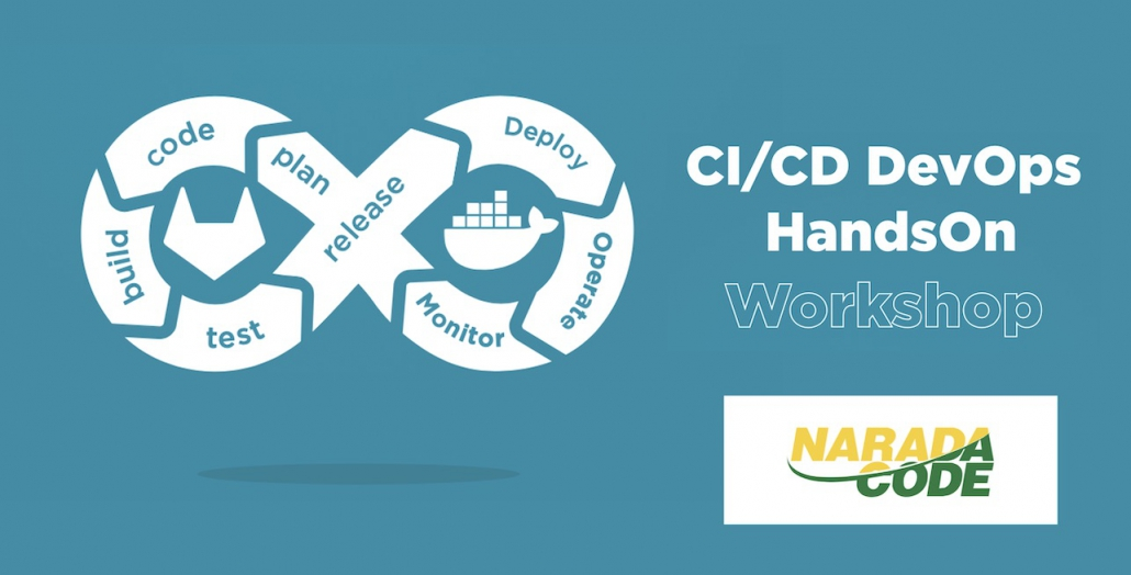 NaradaCode CI CD Workshop