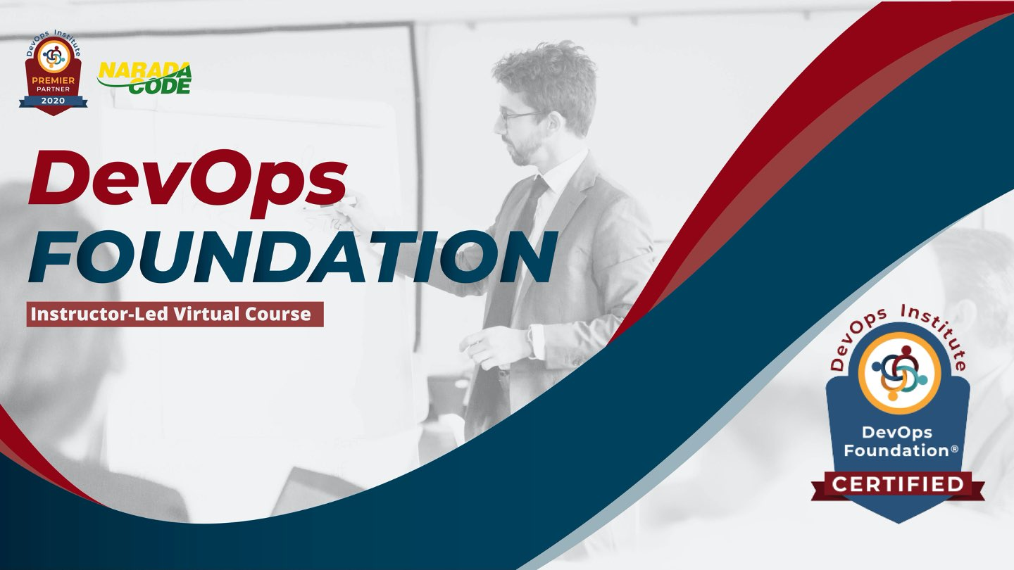 DevOps Foundation NaradaCode