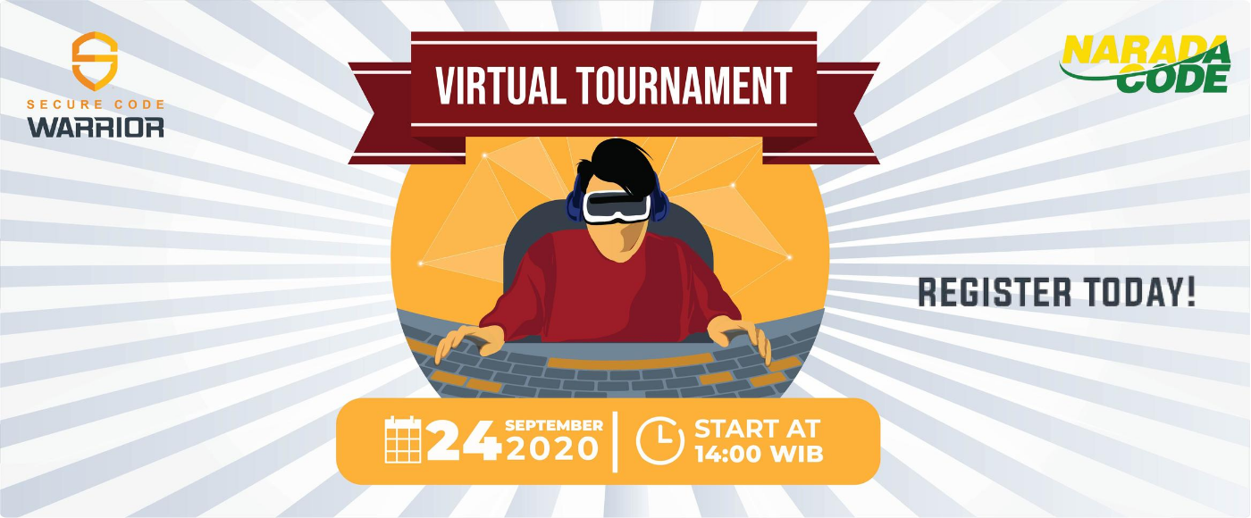 Secure Code Tournament by NaradaCode