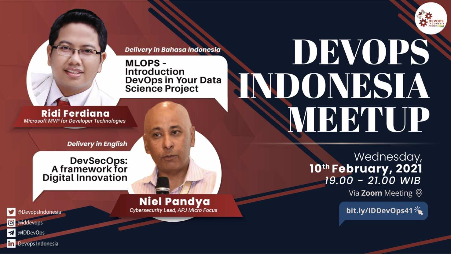 DevOps Indonesia Meetup Feb 2021 by NaradaCode