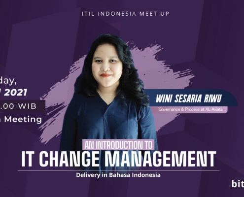 ITIL Indonesia Change Management Meetup